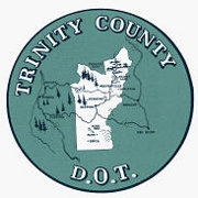 Trinity County DOT seal