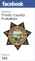 Trinity County Facebook page image and link