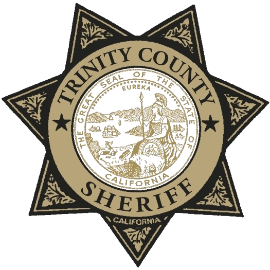 Trinity County Sheriff Badge