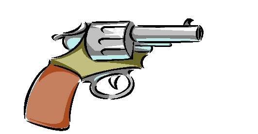 artistic conception of pistol